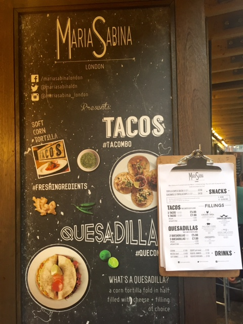 Meksika yemekleri yapan Maria Sabina Fotoğraf: ingiliz filiz